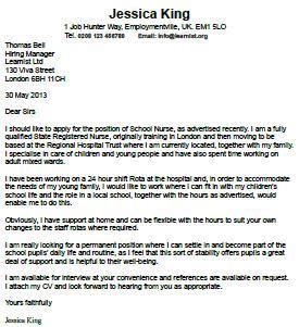 Health Education Cover Letter - Great Sample Resume